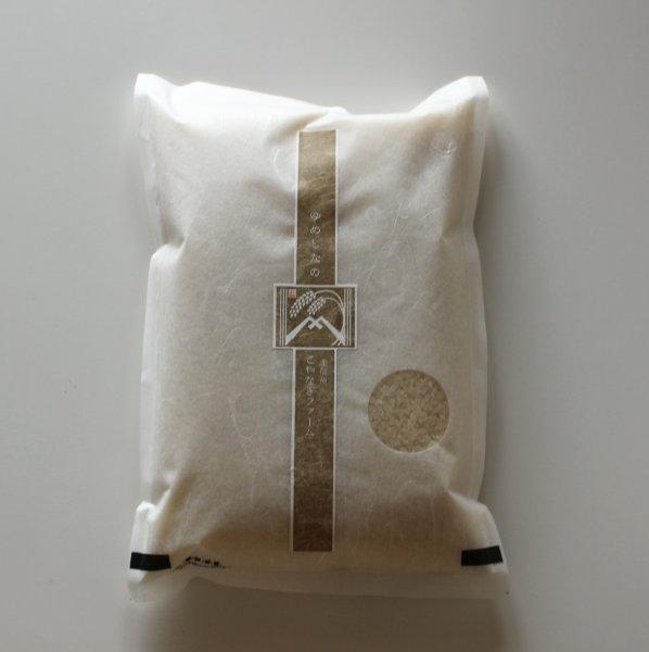 カレーライス・炒飯おすすめお米ランキング2位ゆめしなの2㎏